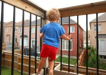 proteccion balcones niños