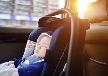 sillas bebé coche