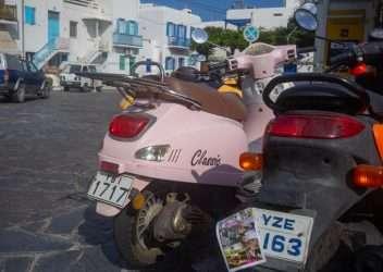 Cómo dar de baja una moto robada