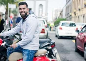 Tipos de moto que se pueden conducir con el carnet b de coche
