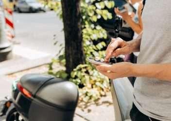 Coberturas de seguro de moto eléctrica
