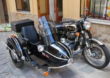 Coberturas seguro de moto clásica