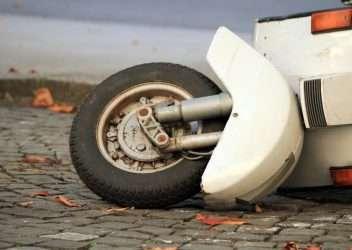 Cómo prevenir accidentes en moto