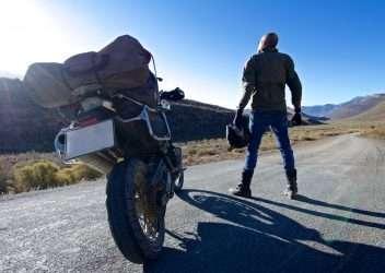 Cómo llevar equipaje en moto