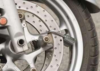 Candados y sistemas antirrobo para motos