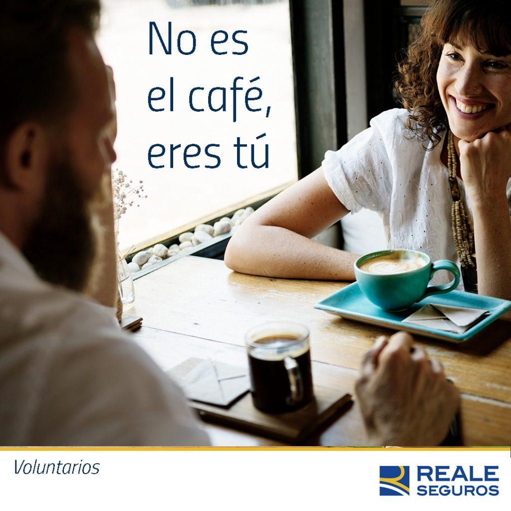 """""""No es por el café, eres tú"""""""