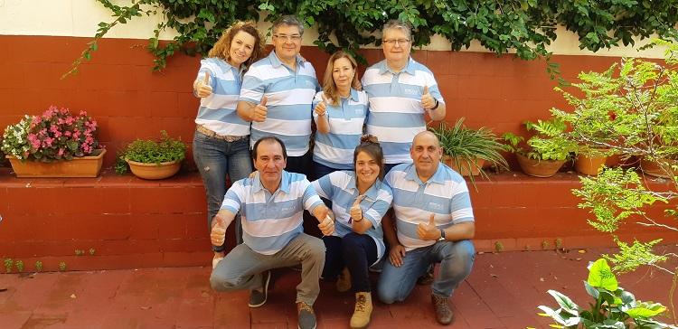 Voluntarios Reale Barcelona