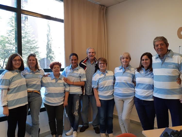 Voluntarios Reale Madrid