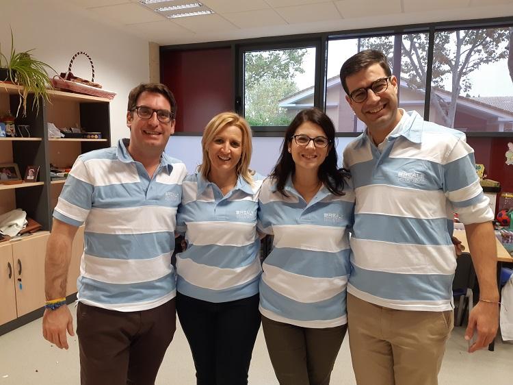 Voluntarios Reale Zaragoza