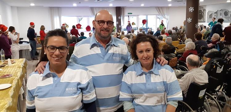 Voluntarios Reale Seguros Ciudad Real