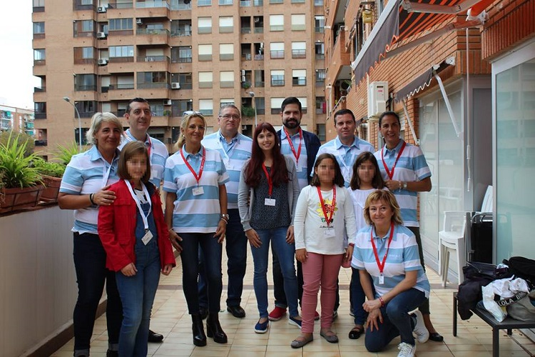 Voluntarios Reale Valencia