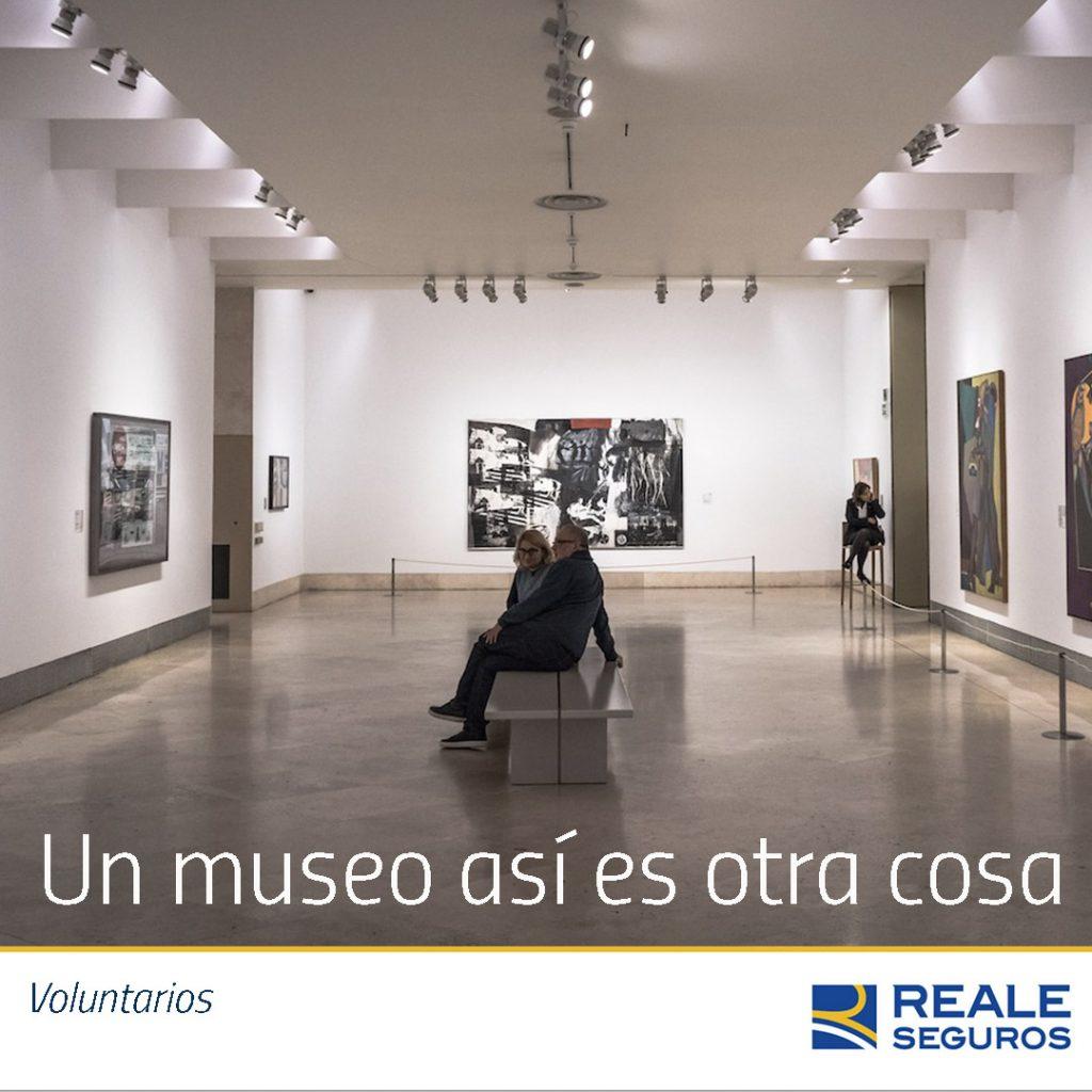 ver un museo así es otra cosa