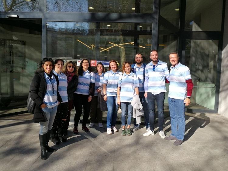 Voluntarios Reale Seguros Madrid